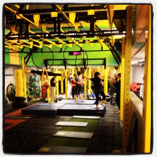 Gymbox, Farringdon