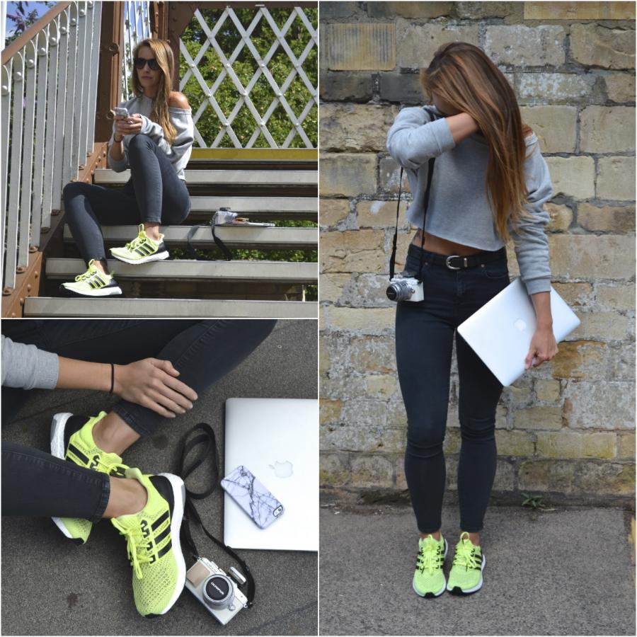 meetings yellow adidas