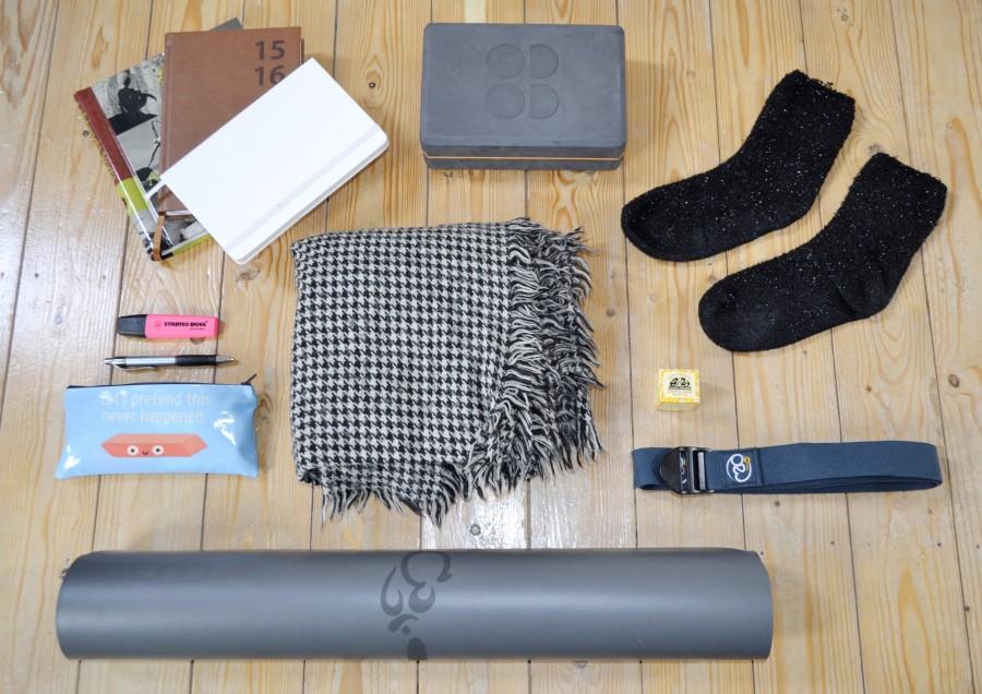 yoga teacher training essentials