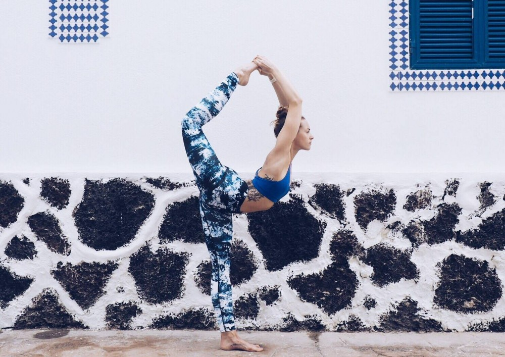 yoga wardrobe