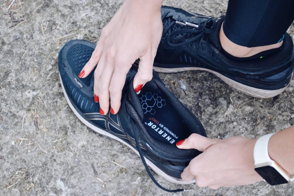 beginner running tips enertor insoles