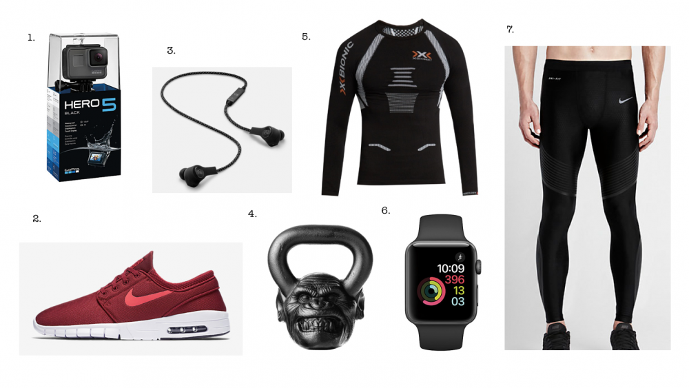 Fitness Christmas Gift Guide